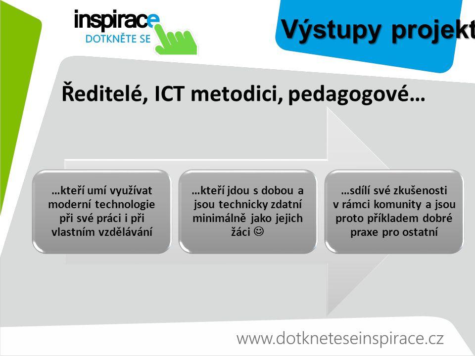 Představení projektového webu www.dotkneteseinspirace.cz