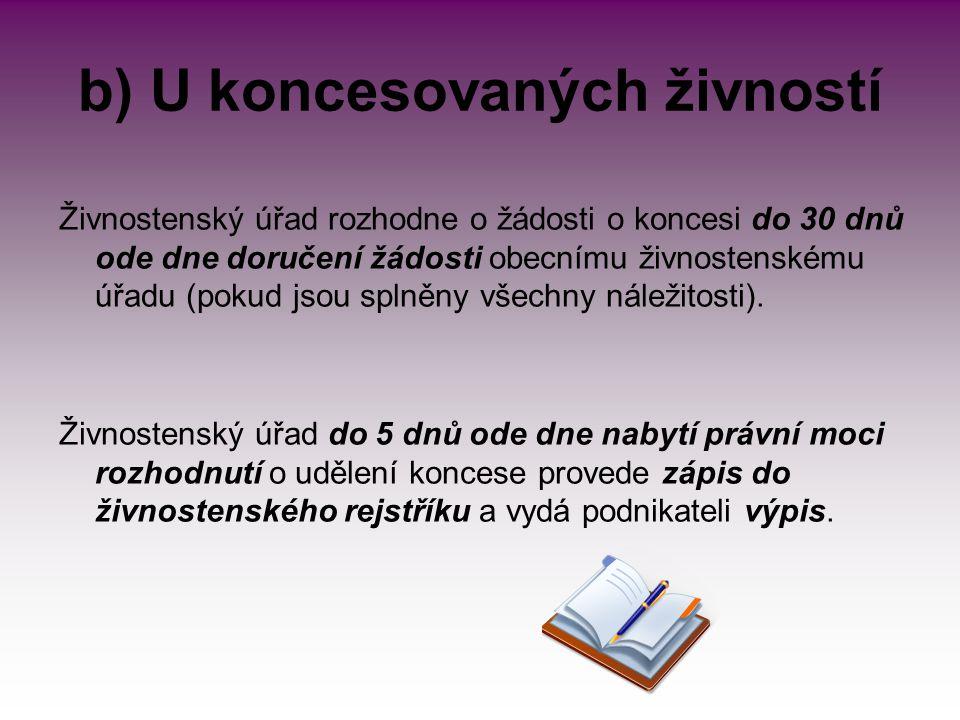 Zdroje Zákon č.455/1991 Sb. O živnostenském podnikání.