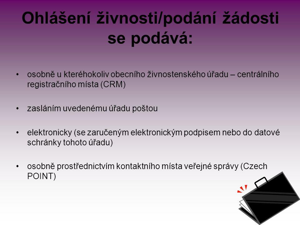 Czech POINT = Český podací ověřovací informační národní terminál, jehož kontaktní místa jsou : notáři, krajské úřady, matriční úřady, obecní úřady, zastupitelské úřady stanovené prováděcím předpisem, držitel poštovní licence a Hospodářská komora ČR.