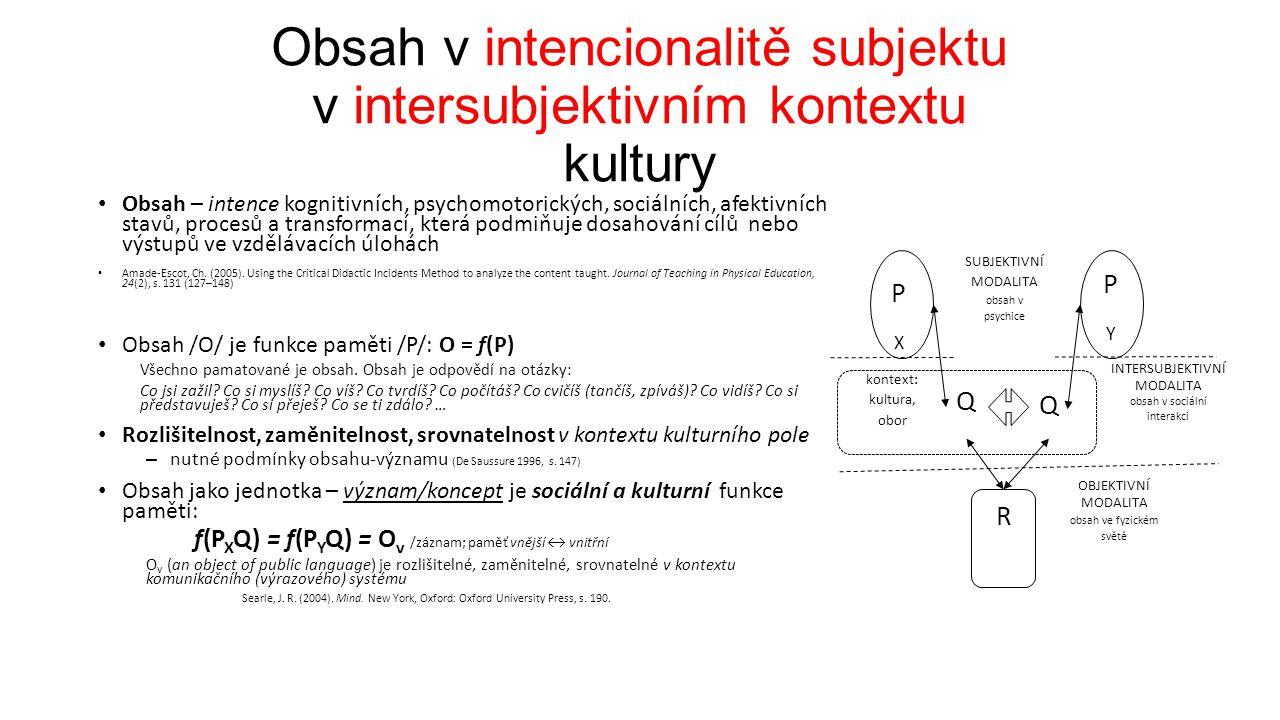 Konkrétní problém vztahu mezi pojetím výzkumů: didaktický výzkum vs.
