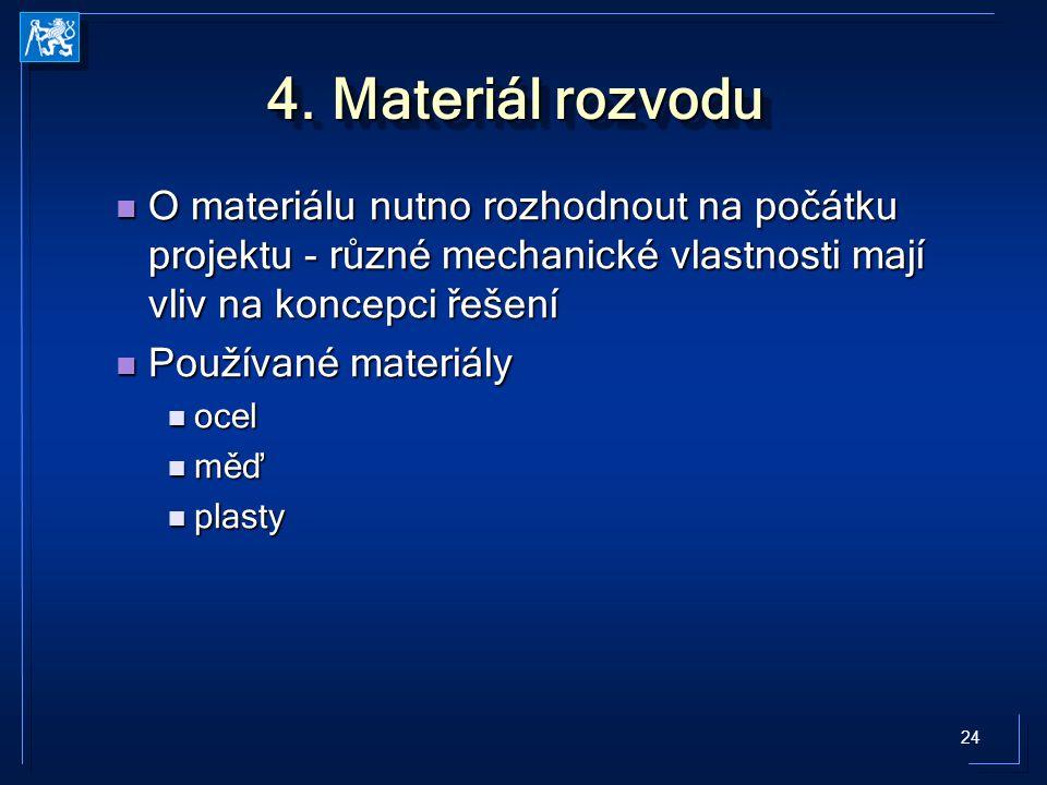 25 4.Materiál rozvodu 4.1 Ocel tradiční materiál, dobré mechanické vlastnosti tradiční materiál, dobré mechanické vlastnosti ocel třídy 11.353.0 ocel třídy 11.353.0 do DN 50 se používá trubek ocelových závitových běžných do DN 50 se používá trubek ocelových závitových běžných pro větší průměry se používá hladkých bezešvých trubek pro větší průměry se používá hladkých bezešvých trubek svařování svařování