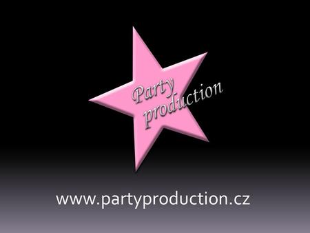 Www.partyproduction.cz.