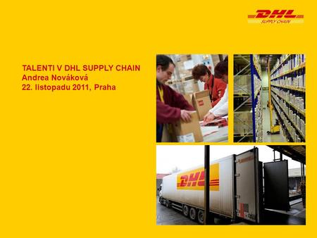 TALENTI V DHL SUPPLY CHAIN