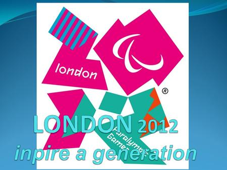 LONDON 2012 inpire a generation