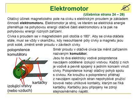 Elektrické pole definice