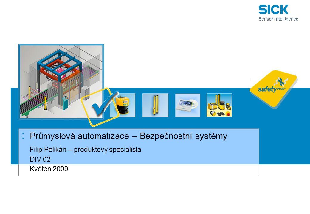 Průmyslová automatizace – Bezpečnostní systémy