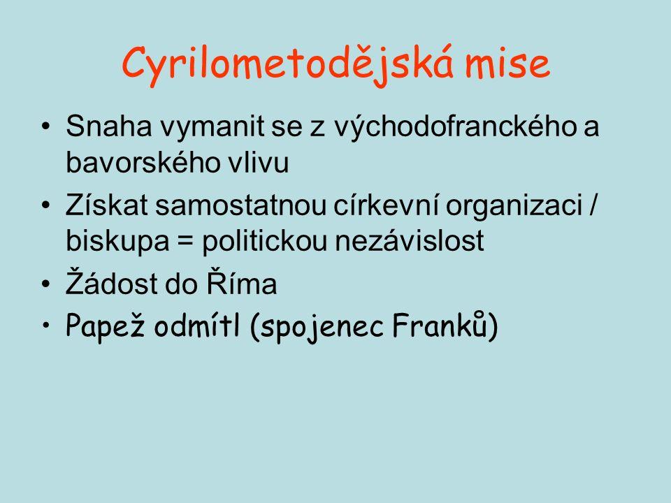 Cyrilometodějská mise