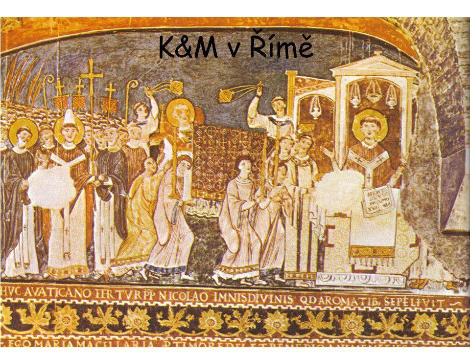 K&M v Římě