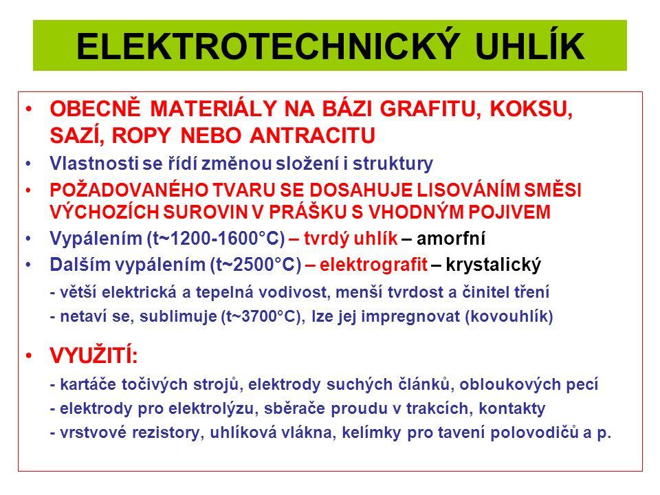ELEKTROTECHNICKÝ UHLÍK