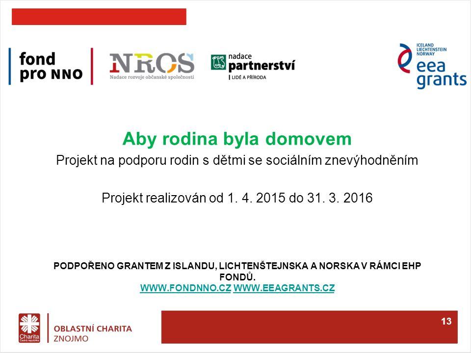 FNNO – Fond pro nestátní neziskové organizace