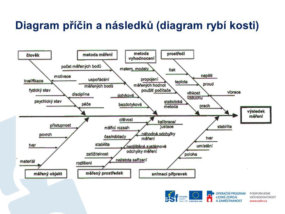 Diagram příčin a následků (diagram rybí kosti)