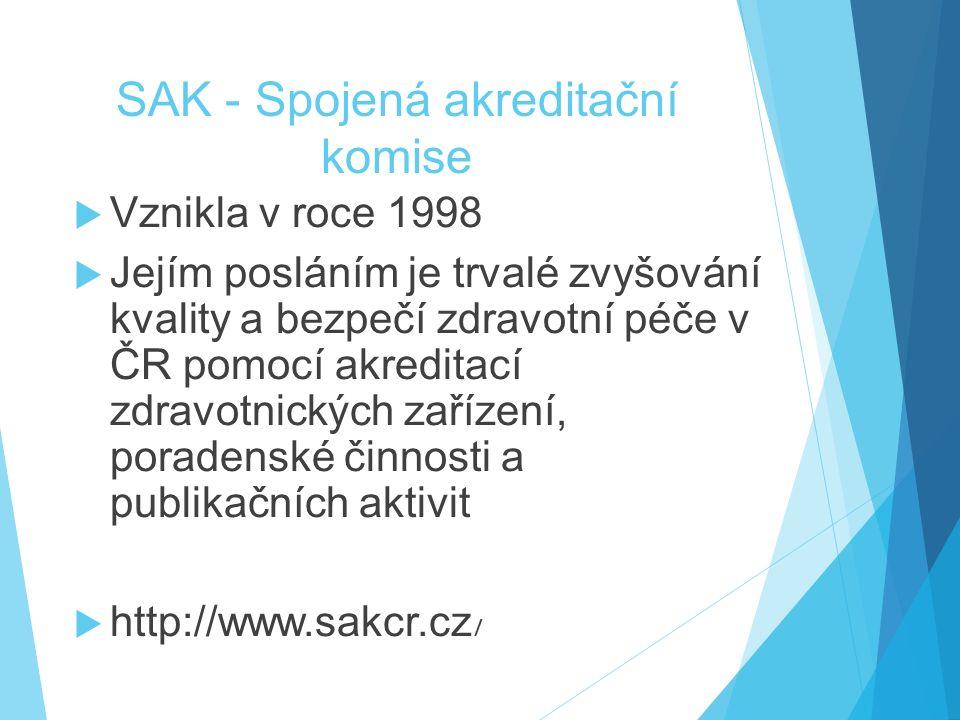 SAK - Spojená akreditační komise