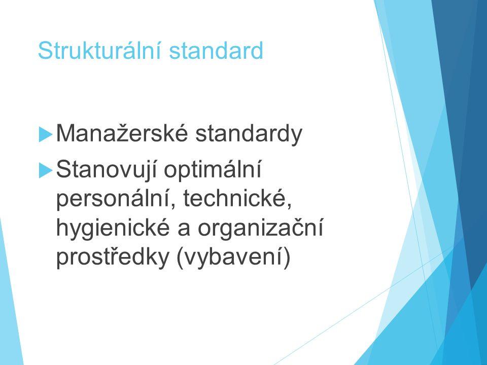 Strukturální standard