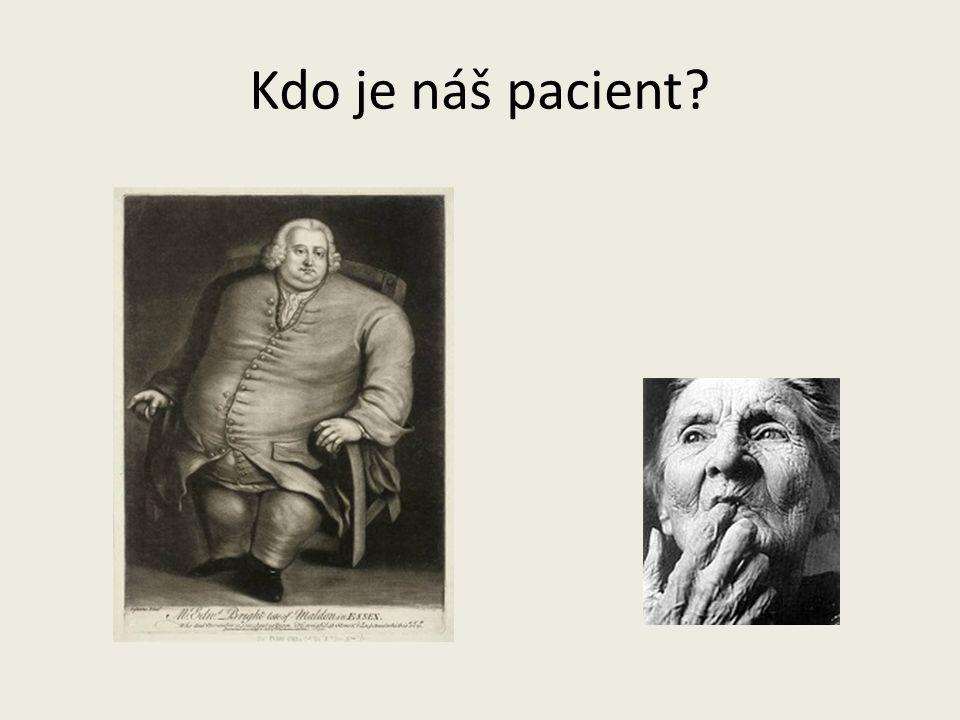 Kdo je náš pacient