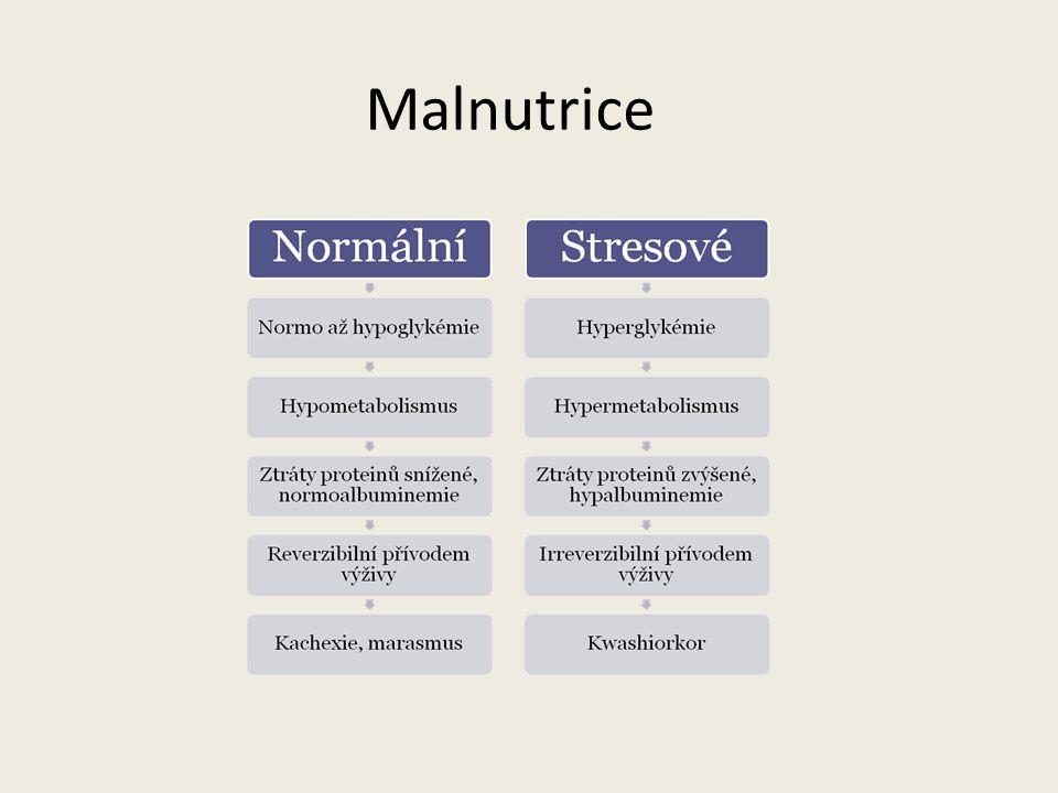 Malnutrice