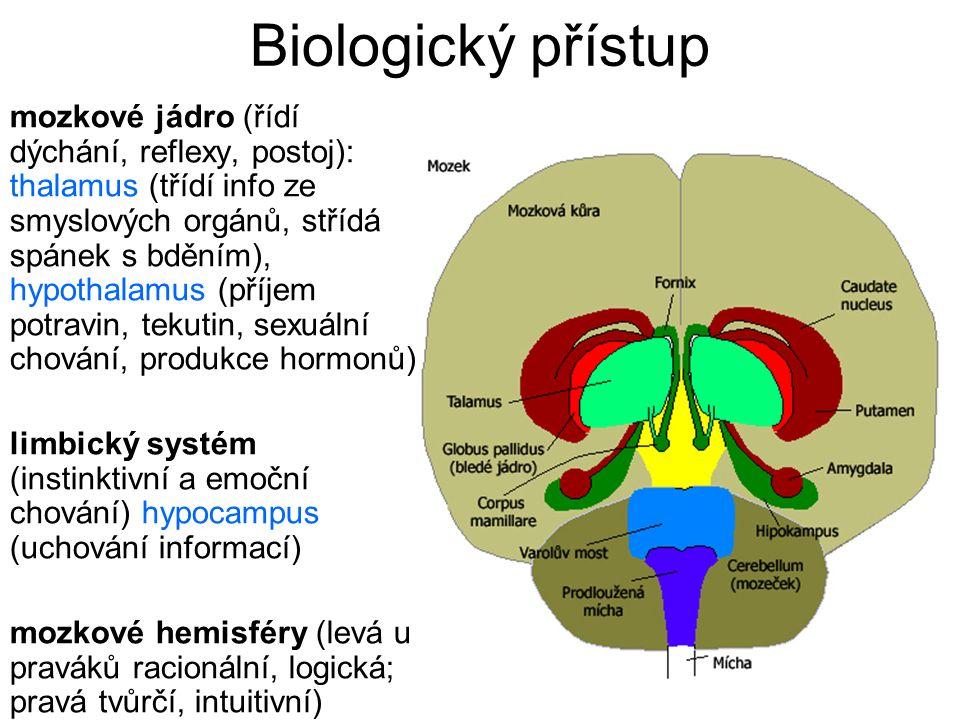 Biologický přístup