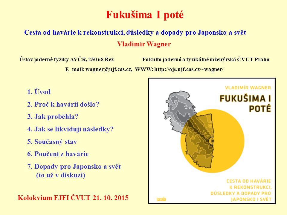 E_mail: wagner@ujf.cas.cz, WWW: http://ojs.ujf.cas.cz/~wagner/