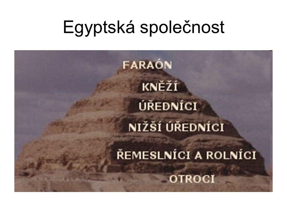 Egyptská společnost www.dejepis.com/index. php page=000&kap=003&pod=3
