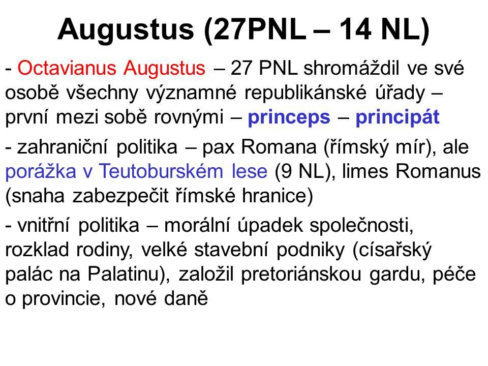 Augustus (27PNL – 14 NL)