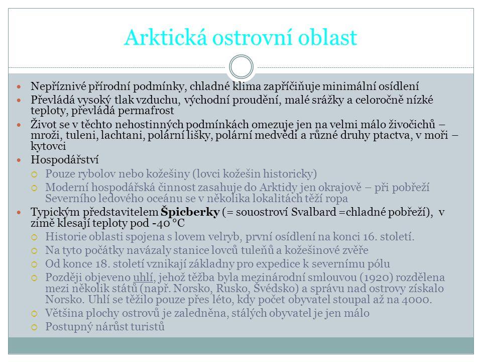 Arktická ostrovní oblast