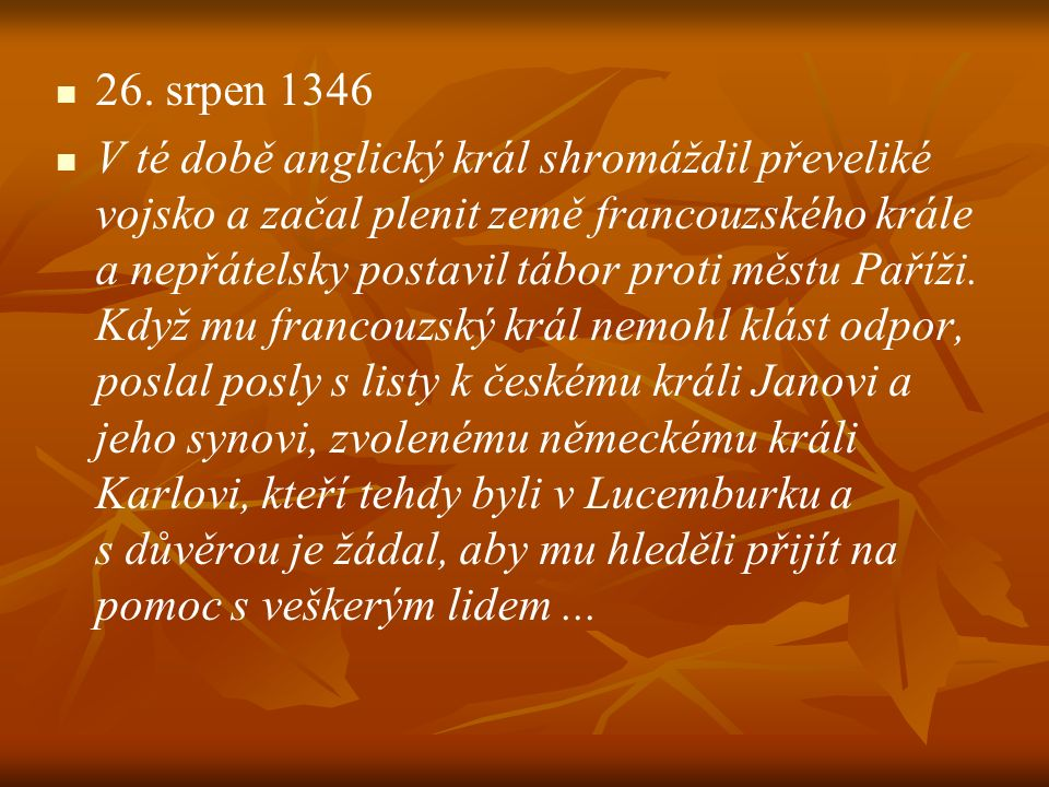26. srpen 1346