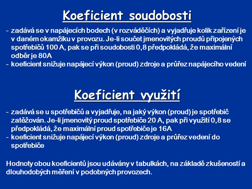 Koeficient soudobosti