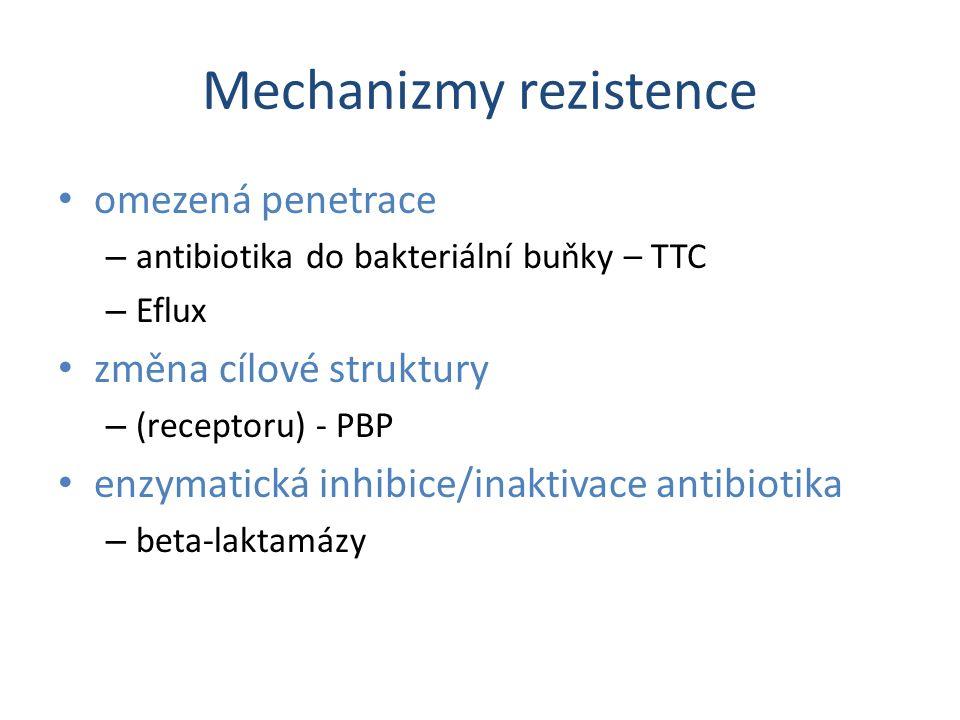 Mechanizmy rezistence