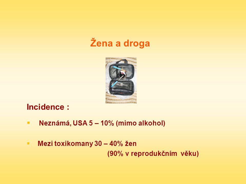 Neznámá, USA 5 – 10% (mimo alkohol)