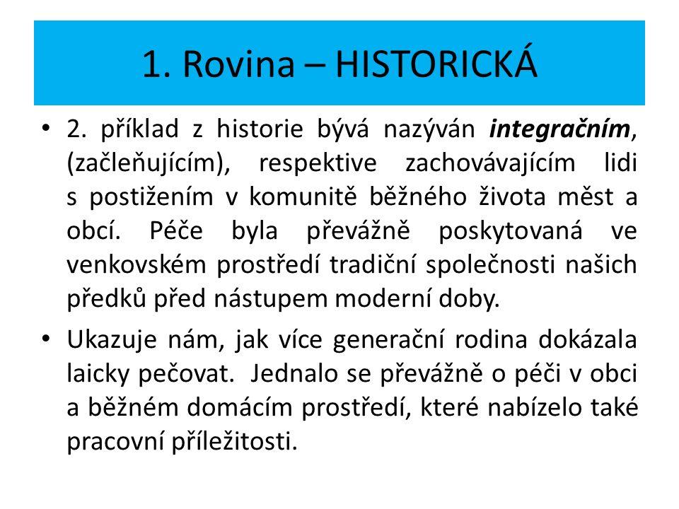 1. Rovina – HISTORICKÁ