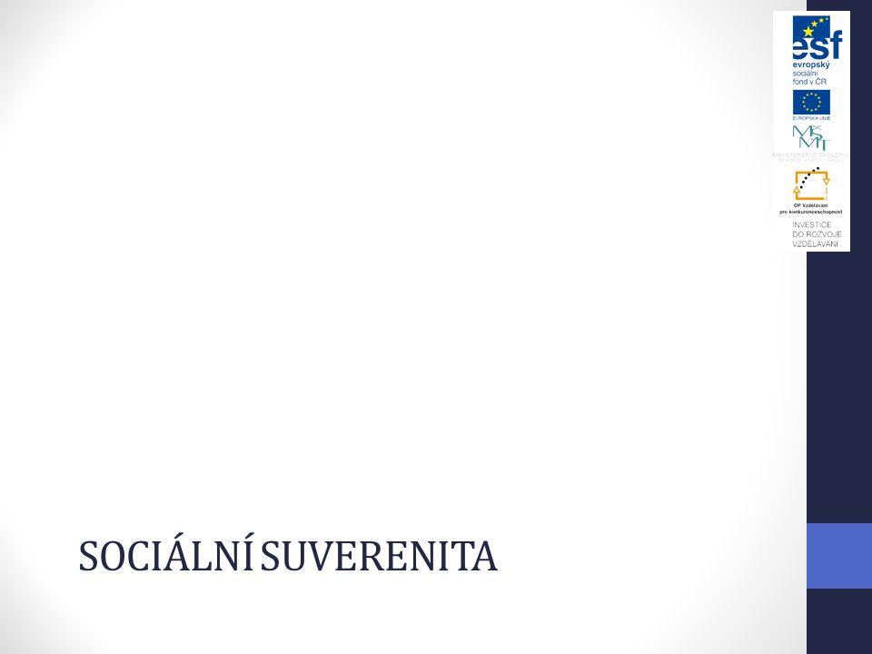 Sociální suverenita
