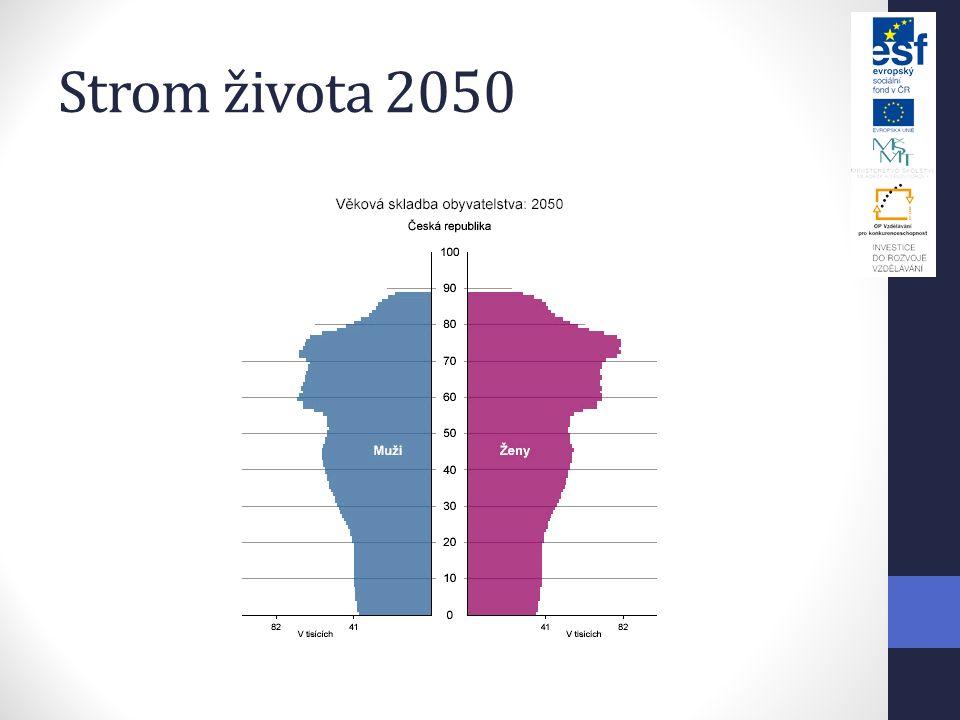 Strom života 2050