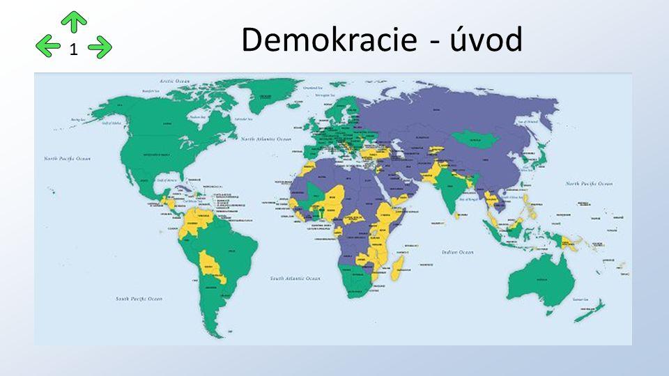 Demokracie - úvod 1.