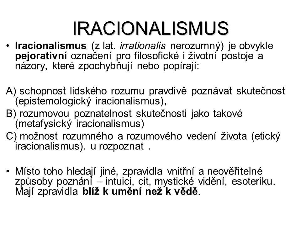 IRACIONALISMUS