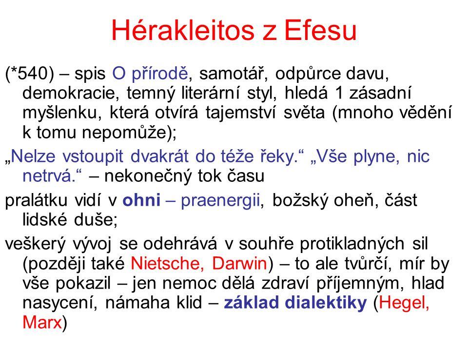 Hérakleitos z Efesu