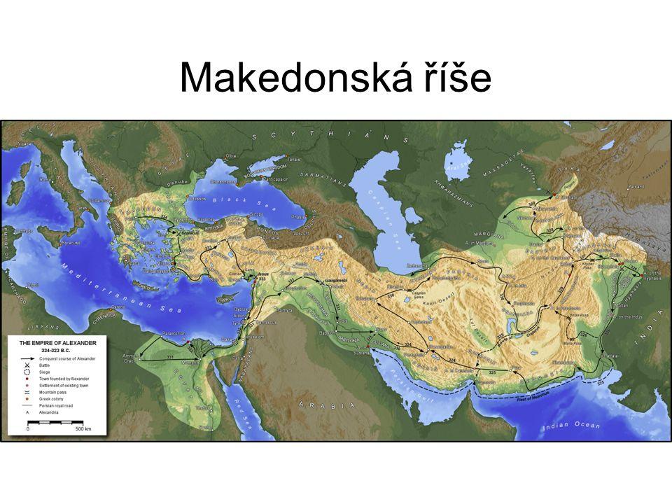 Makedonská říše