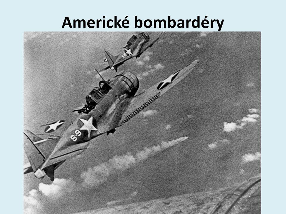 Americké bombardéry