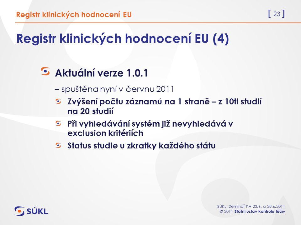 Registr klinických hodnocení EU (4)