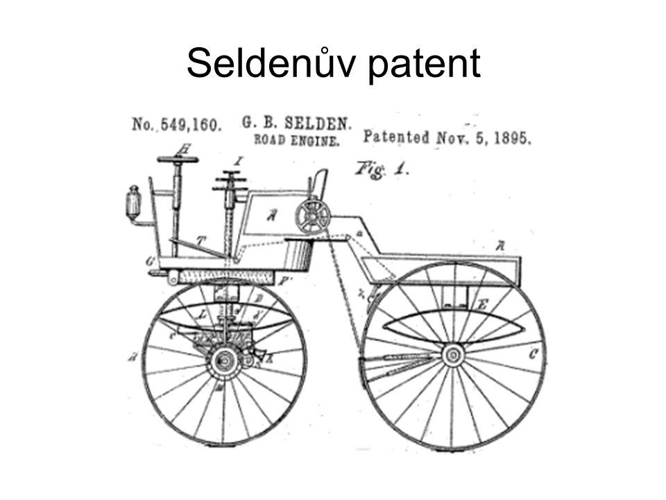 Seldenův patent