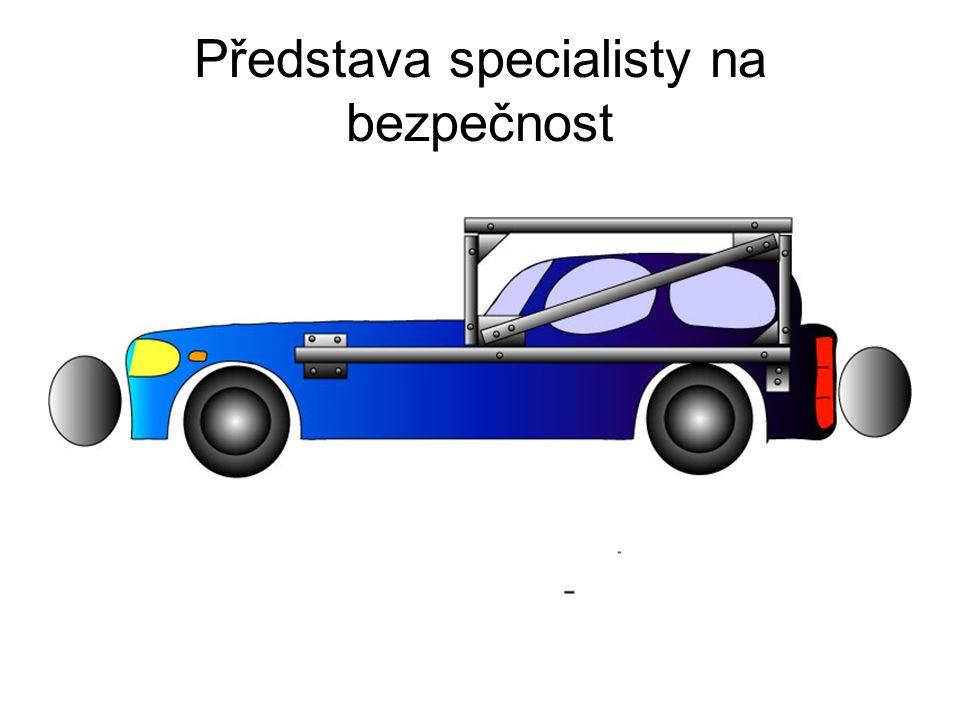 Představa specialisty na bezpečnost