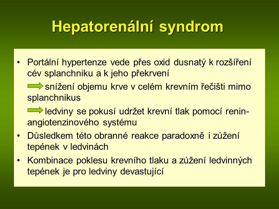 Hepatorenální syndrom