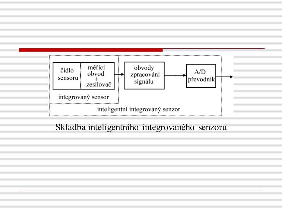 Skladba inteligentního integrovaného senzoru