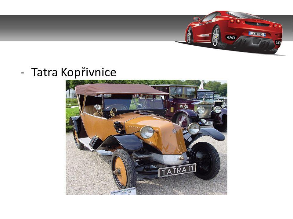 Tatra Kopřivnice