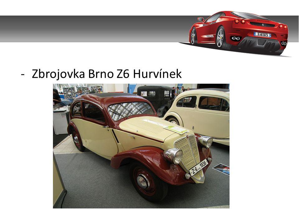 Zbrojovka Brno Z6 Hurvínek
