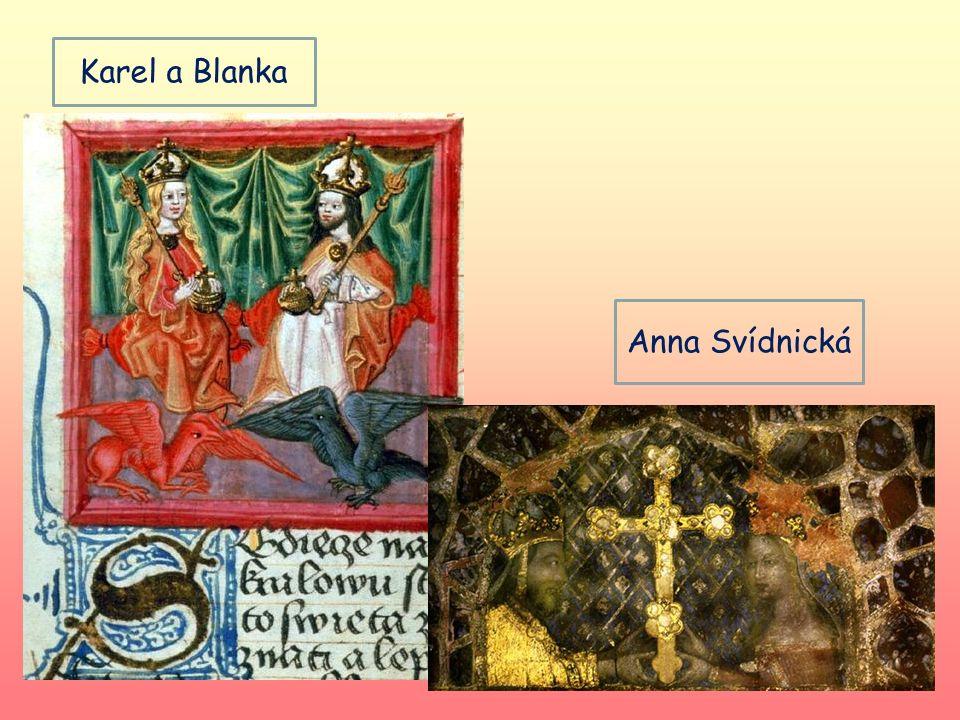 Karel a Blanka Anna Svídnická