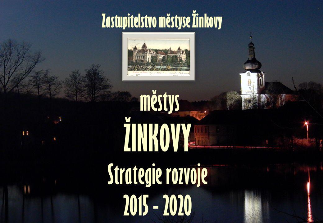 městys ŽINKOVY Strategie rozvoje 2015 - 2020