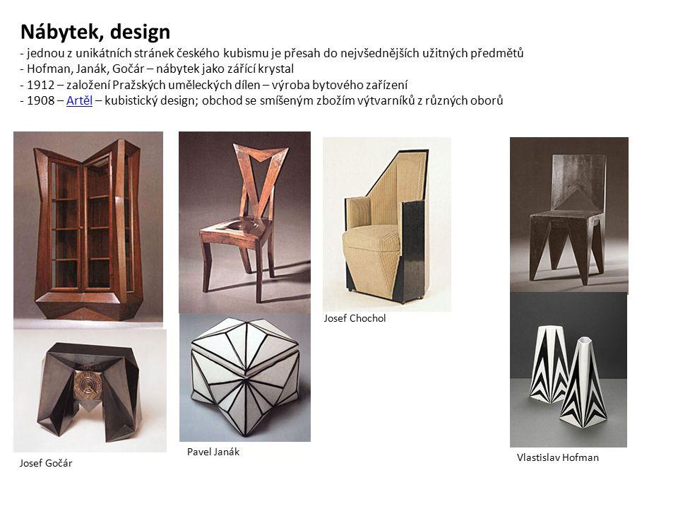 Nábytek, design