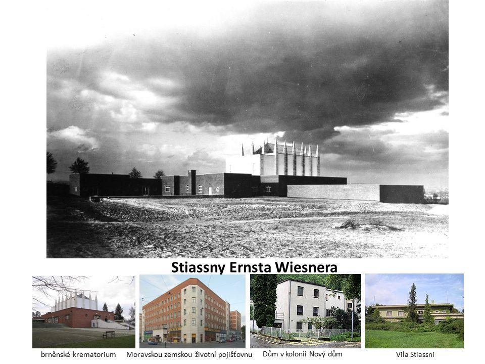 Stiassny Ernsta Wiesnera