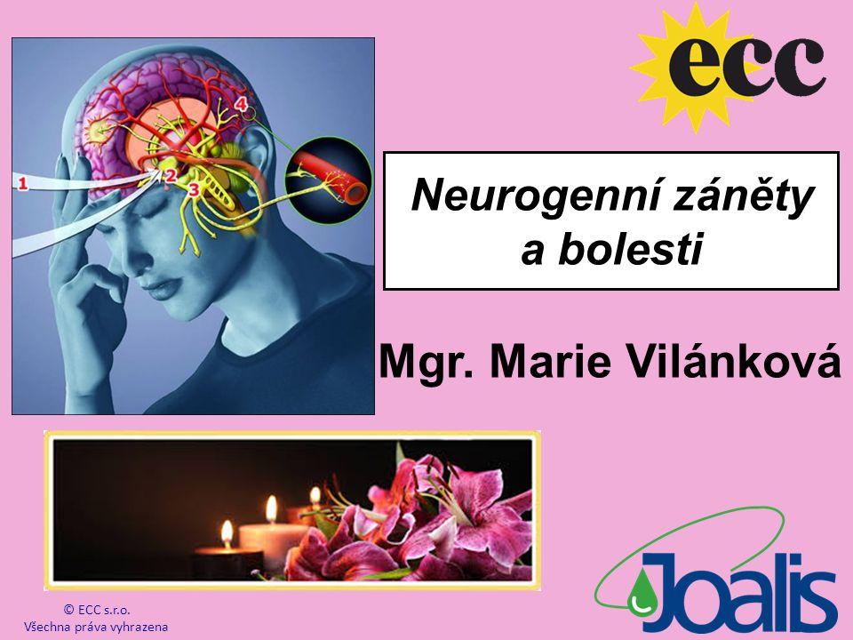 Neurogenní záněty a bolesti