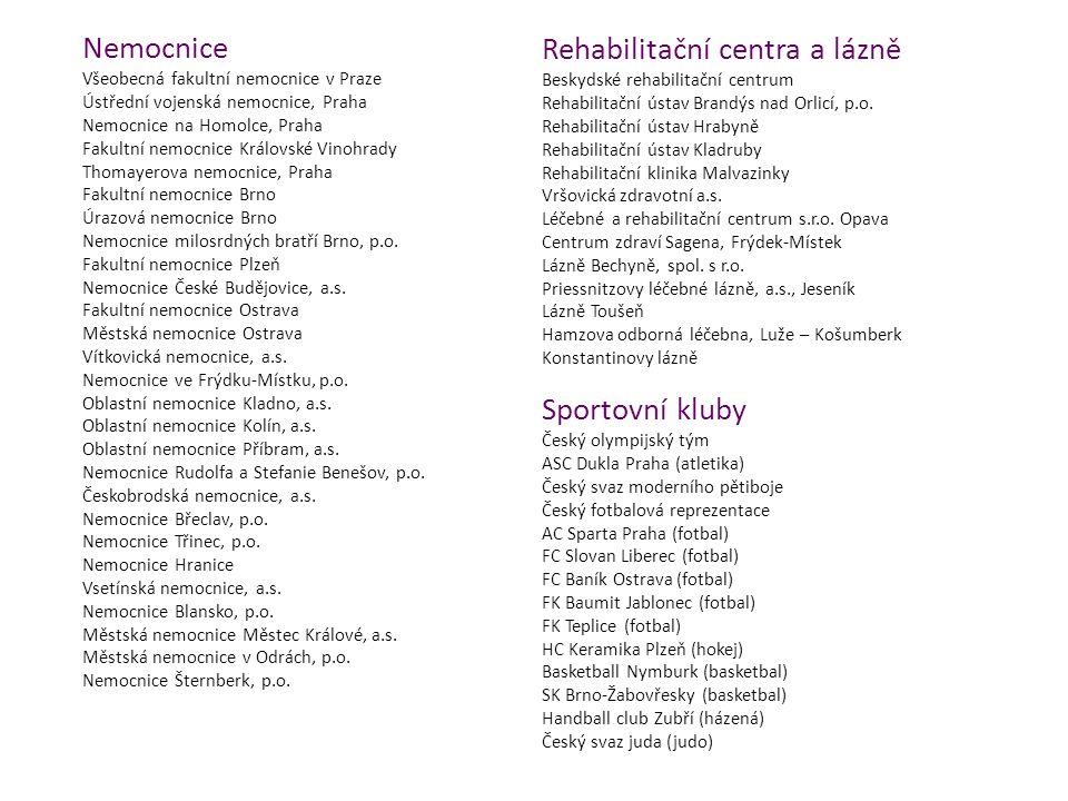 Rehabilitační centra a lázně Beskydské rehabilitační centrum