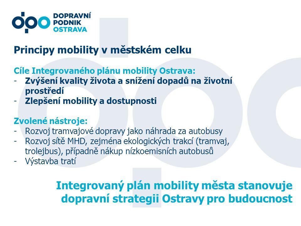 Principy mobility v městském celku